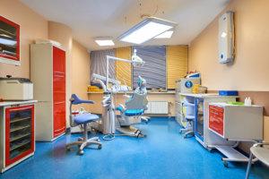 Кабинет ортопедии и имплантации